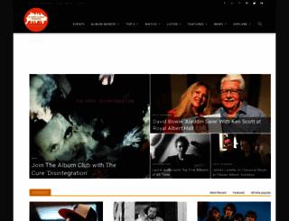 classicalbumsundays.com screenshot