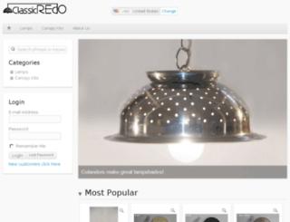 classicredo.com screenshot