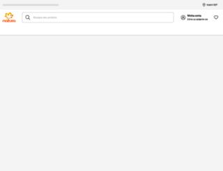 classificadosmaringa.com.br screenshot