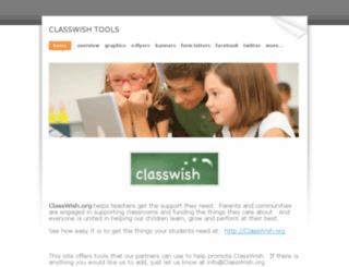 classwishtools.org screenshot