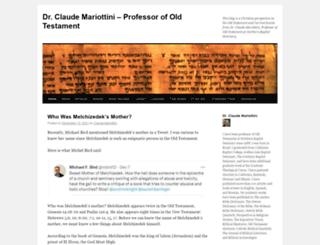claudemariottini.wordpress.com screenshot