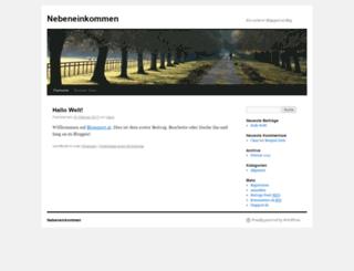 claus.blogsport.at screenshot
