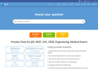 clay6.com screenshot