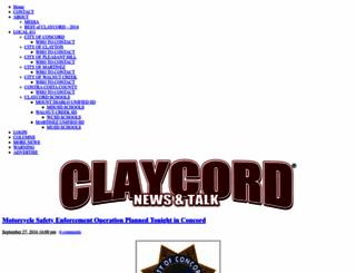 claycord.com screenshot