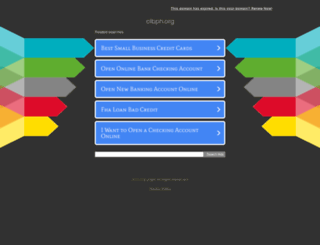 clbph.org screenshot