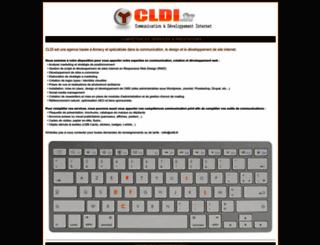 cldi.fr screenshot
