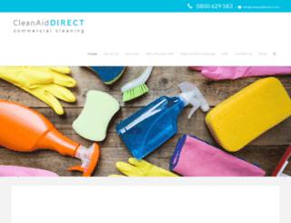 cleanaiddirect.co.nz screenshot