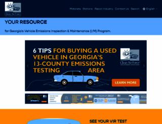 cleanairforce.com screenshot