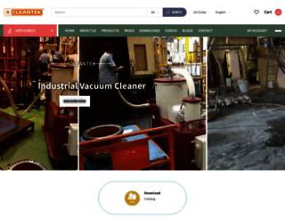 cleantekindia.com screenshot