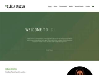 cleliairuzun.com screenshot