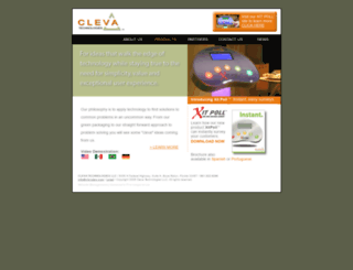clevatec.com screenshot