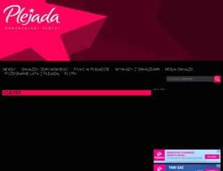 clever.plejada.pl screenshot