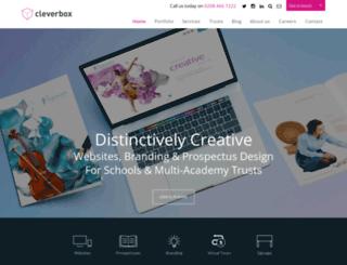 cleverbox.co.uk screenshot