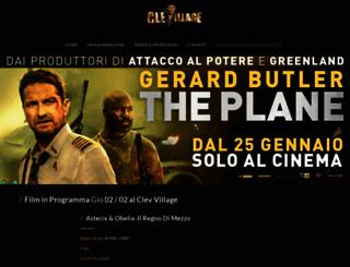 clevillage.it screenshot