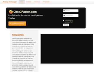 click2fusion.com screenshot