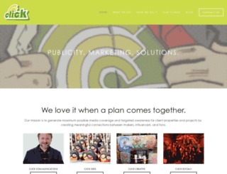 clickcommunications.com screenshot