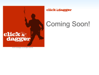 clickdagger.com screenshot