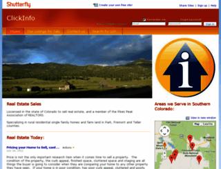 clickinfo.com screenshot