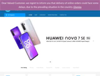 clickmart.lk screenshot