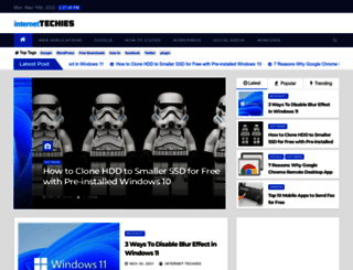 clickonf5.org screenshot