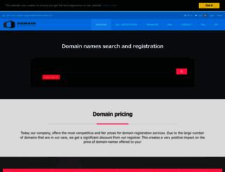 client.domaincontext.com screenshot