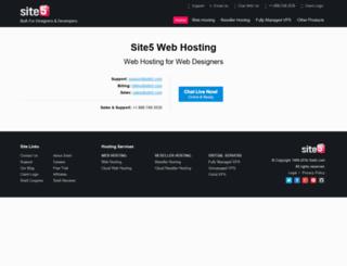client.realgravity.com screenshot