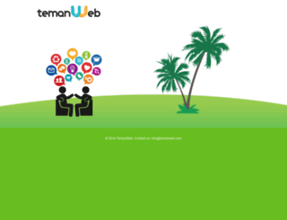 client.temanweb.com screenshot