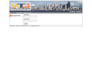 clientadmin.worldtravelguide.net screenshot