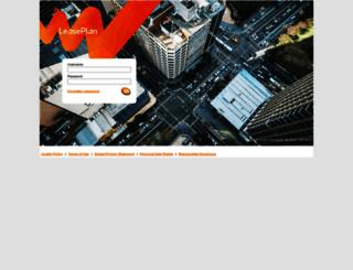 clientes.leaseplango.es screenshot