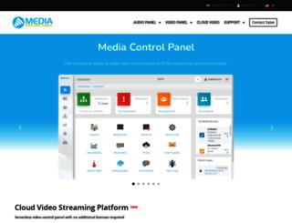 clients.cast-control.net screenshot