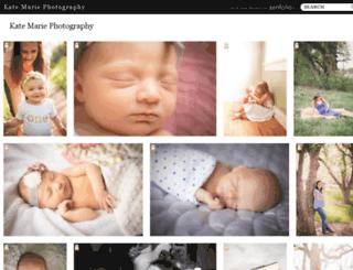 clients.katemariephotography.com screenshot