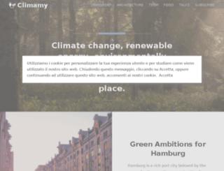 climamy.com screenshot