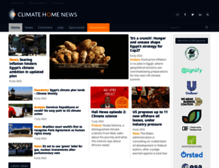 climatechangenews.com screenshot