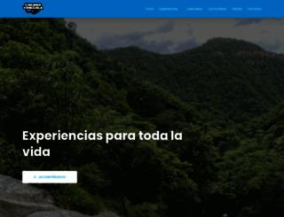climbingvenezuela.com screenshot