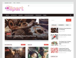 clipart-finder.com screenshot