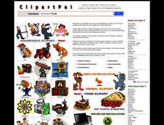 clipartpal.com screenshot