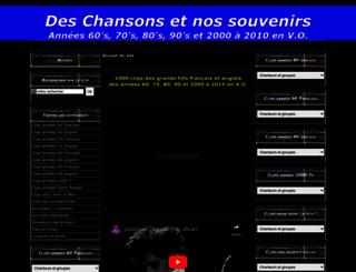 clipetmusique.com screenshot