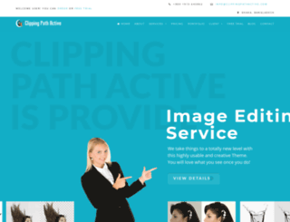 clippingpathactive.com screenshot