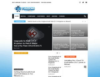 cliqaddon.com screenshot