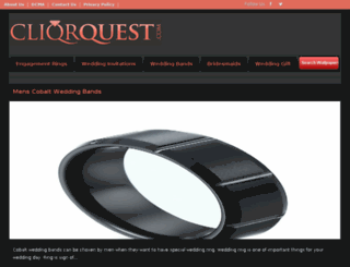 cliqrquest.com screenshot