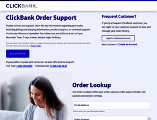 clkbank.com screenshot