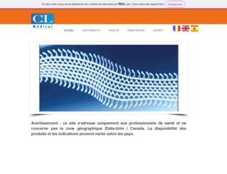 clmedical.com screenshot