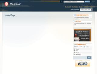 cloggstest.kukiventures.com screenshot