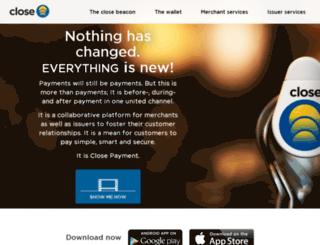closepayment.com screenshot