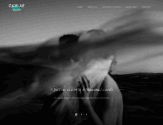 closeuptoscana.com screenshot