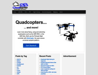 cloud-surfer.net screenshot