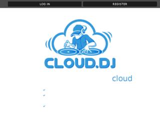 cloud.dj screenshot
