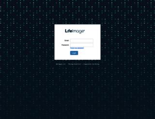 cloud.lifeimage.com screenshot