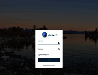 cloud.vtecrm.net screenshot