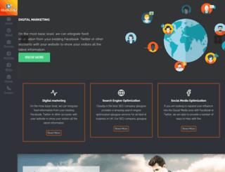cloud9i.co.uk screenshot